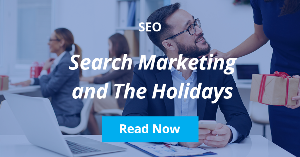 Arcalea - Search Marketing and the Holidays