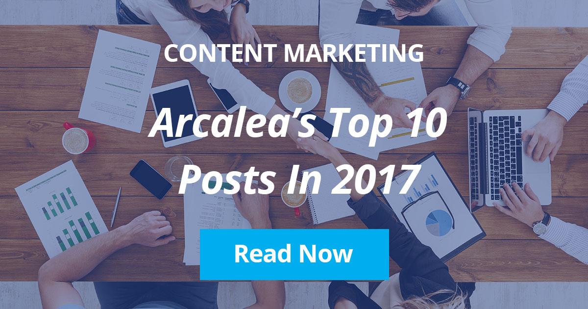 Arcalea's Top 10 Posts In 2017